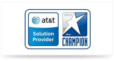 AT&T Solution Provider 2015 Silver Champion, Teleproviders