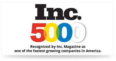 TeleProviders, Inc. 5000, Recognized by Inc. Magazine as one of the Fastest Growing Companies in America