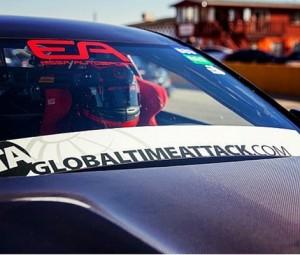 Blog- Jason Race Car